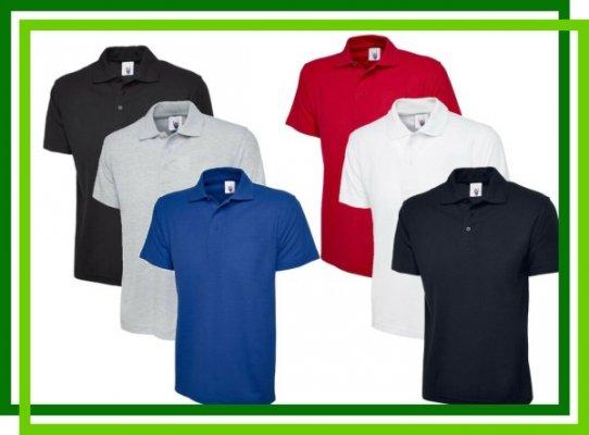 Рубашки Поло х/б 550 руб