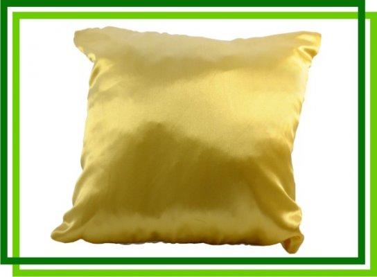 Подушка 40х40 см Золото