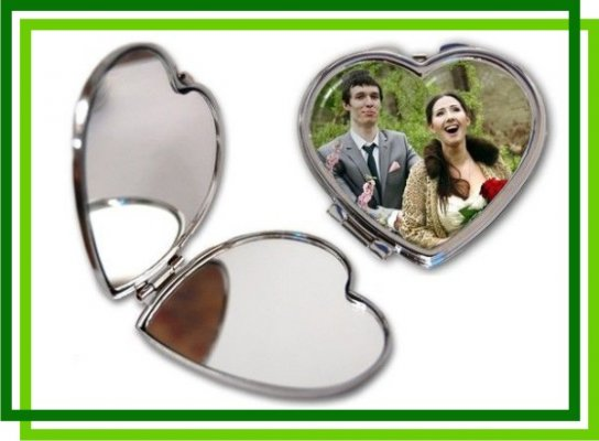 Зеркальце Сердце